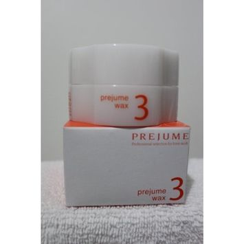 Milbon Prejume Styling Wax 3 3.2 oz
