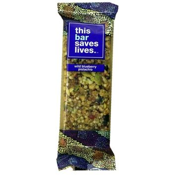 THIS BAR SAVES BAR GRNLA WLD BLUEBERRY 1.4OZ (Pack of 12)