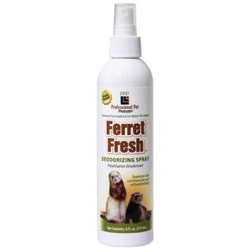 PPP Pet Ferret Fresh Deodorizing Spray, 8-Ounce
