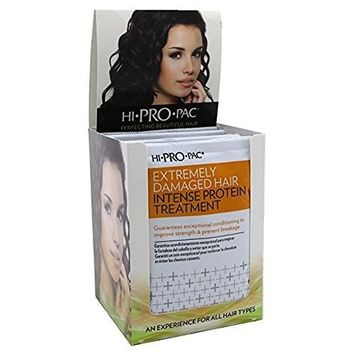 Hi-Pro-Pac Extremely Intense Protein Treatment 1.75oz(12 Pieces) by Hi-Pro-Pac
