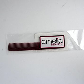 7in, Delrin Plastic, Styling Comb