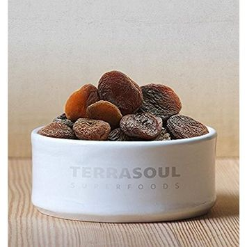 Terrasoul Superfoods Sun-Dried Apricots Unsulphured (Organic), 6 Pounds