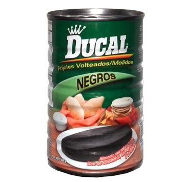 Ducal Refried Black Beans 15 oz