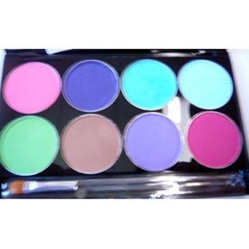 808 (Pastel) Paradise Palette 8 Color