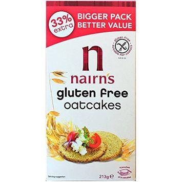 Nairn's Gluten Free Oatcakes, 213g