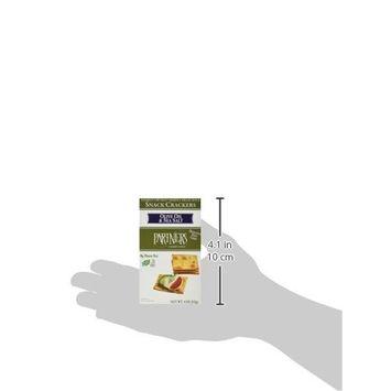 Partners Crackers Olive & Sslt