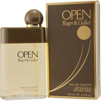 Roger & Gallet Open 3.4 OZ EDT Spray Mens