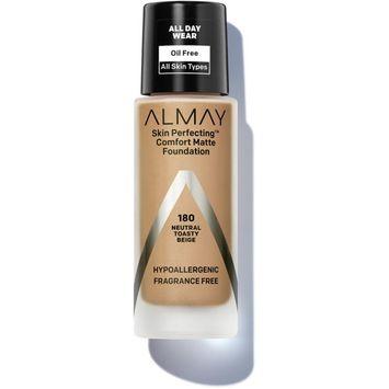Skin Perfecting Comfort Matte Foundation