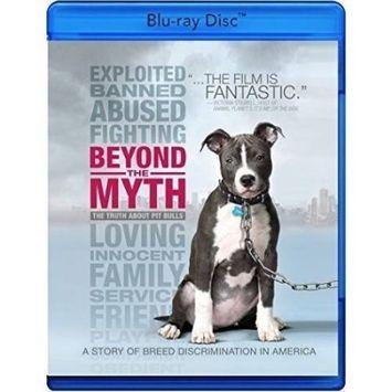 Allied Vaughn Beyond The Myth-Pitbulls & Breed Discrimination Blu-ray