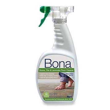 Bona 36-Ounce StoneTile & Laminate Floor Cleaner Spray Bottle