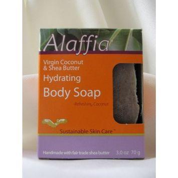Virgin Coconut & Shea Hydrating Body Soap, 3 oz