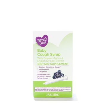 Parent's Choice Baby Cough Syrup [multipack_quantity: multipack_quantity-1]