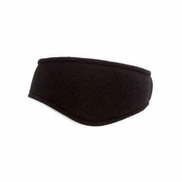 Port Authority Stretch Fleece Headband (C910) Black