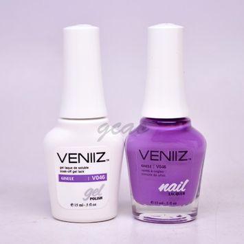 Veniiz Match UV Gel Polish V046 Gisele Cream
