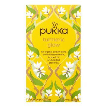 Pukka Herbs Pukka Turmeric Gold Green Tea Bags, 20 Ct