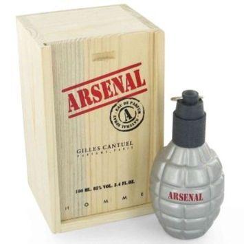 ARSENAL RED by Gilles Cantuel - Eau De Parfum Spray 3.4 oz