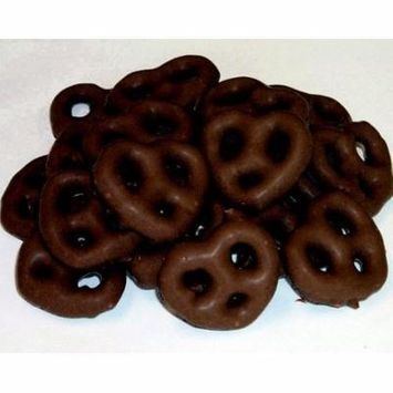 Dark Chocolate Pretzels, 2LBS