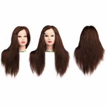 CoastaCloud Human Hair Long Hair Hairdressing Training