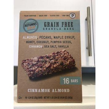 Autumn's Gold Grain Free Toasted Coconut Almond Granola 1lb 4oz