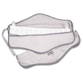 Chattanooga Hydrocollator Terry Cloth Protective Cover: Neck Contour Sling (19