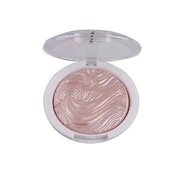 FTXJ 3D Shimmer Bake Highlighter Powder Face Bronzers Makeup Palette