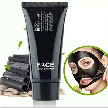 FACEAPEEL Deep Cleansing Black Mask Blackhead Removing Peel Off Mask For Face & Body 60g