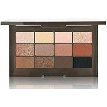 Jouer Essential Matte and Shimmer Eyeshadow Palette, 5.26 oz.