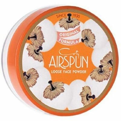 COTY Airspun Loose Face Powder Translucent 070-24 Brand New
