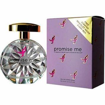 Promise Me Eau De Toilette Spray for Women, 3.4 Ounce