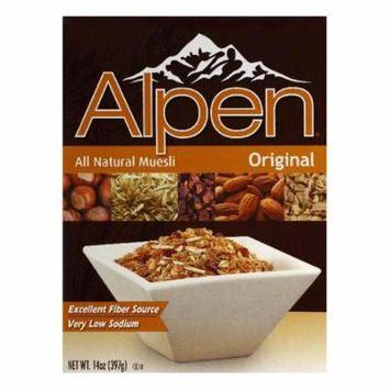 Alpen Cereal, 14 OZ (Pack of 12)