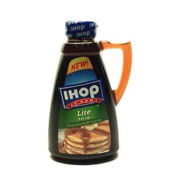 IHOP At Home Pancake Syrup Lite (Pack of 2)