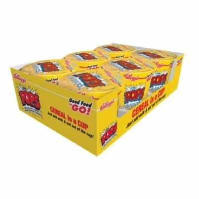 Kellogg's Corn Pops Cereal Cups, 1.5 Oz