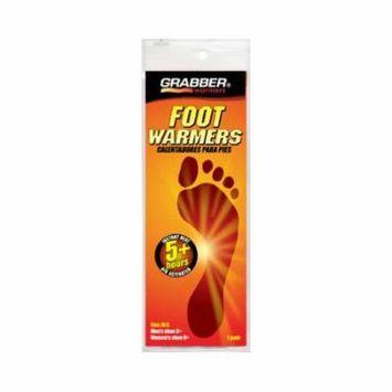 Grabber Warmers FWMLES Foot Warmer Insoles, Medium/Large