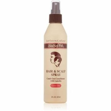 SoftSheen-Carson Sta-Sof-Fro Hair & Scalp Spray, Extra Dry 8 oz