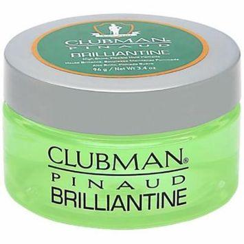 3 Pack - Clubman Pinaud Brilliantine Pomade 3.40 oz