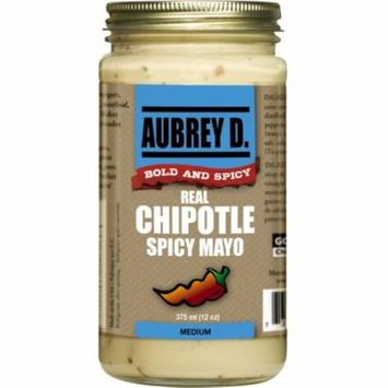 Classic Rich Low Fat Spicy Mayo by Aubrey D, a Smoky Tinge of Chipotle with a Spicy Zing. So Creamy, Taste Buds Will Sing!