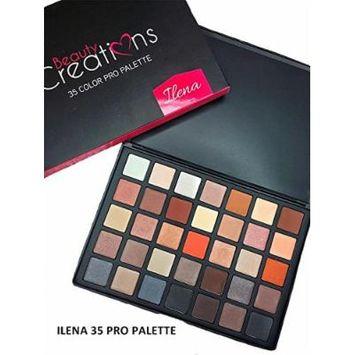 Beauty Creations 35 Color Pro Palette - Ilena
