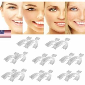 Always White Thermoforming Teeth Whitening Mouth Trays Molding Bleaching - Made in USA