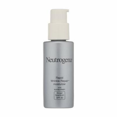 Neutrogena Rapid Wrinkle Repair Moisturizer, Spf 30 - 1 Oz, 3 Pack