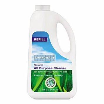 Boardwalk Natural All Purpose Cleaner, Unscented, 64 oz Bottle by Boardwalk