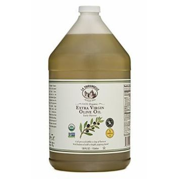 La Tourangelle, Organic Extra Virgin Olive Oil, 128 Fluid Ounce
