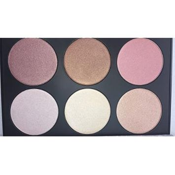 Beauty Creations Shine Bright 6 Color Highlight Palette