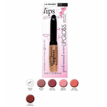 Blister New Lip-gloss Clear, Case of 12
