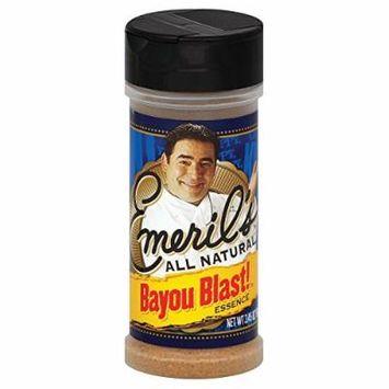 Emeril Seasoning Blend - Cajun seasoning - All Natural - Case of 12 - 3.45 oz.