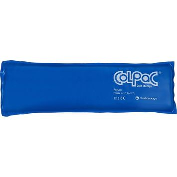 Chattanooga ColPac Cold Therapy, Blue Vinyl, Strip Cold Pack (3