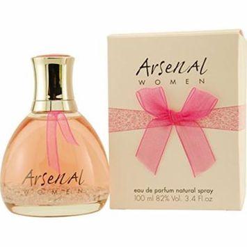Gilles Cantuel Arsenal Women Eau De Parfum Spray, 3.4 Ounce