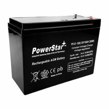 PowerStar® 12V 10AH Razor Imod 15130699 Electric Scooter 10ah Battery