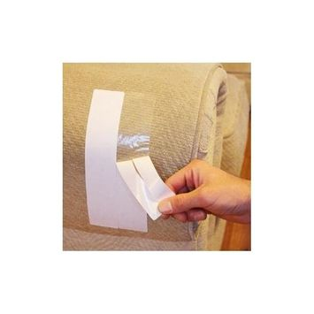 STICKY CAT STICKY STRIPS twin pack. Stop the cat scratching your furniture. 12 Strips per Pack.2 PK