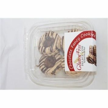 GlutenFreePalace.com Mini Pack Cookies, Chocolate Fancy Cookies, 2 Oz. [2 Pack]