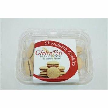 GlutenFreePalace.com Chocolotta Cookies, 6 Oz. [6 Pack]